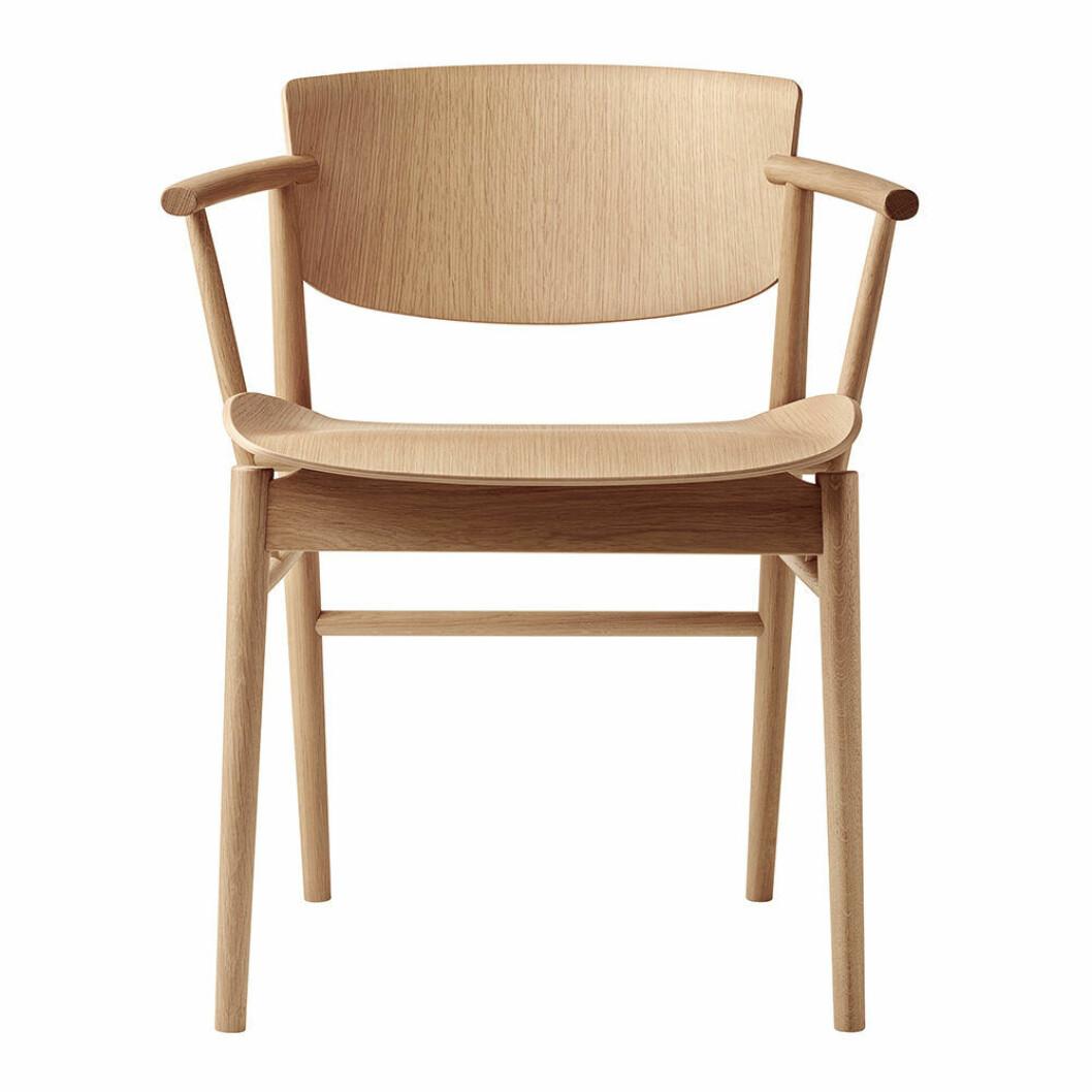N01 stol från Fritz Hansen