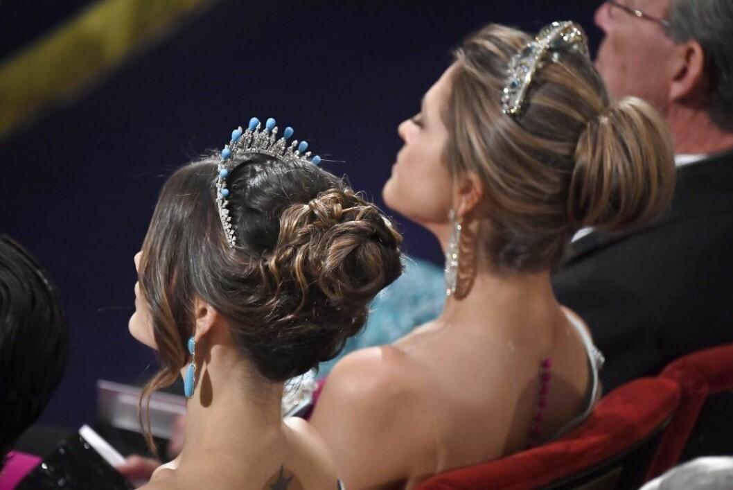 Prinsessornas uppsättning nobel 2019