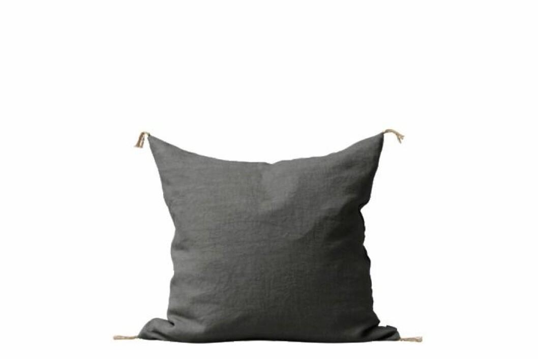 Kuddvar Luni kuddfodral i grått