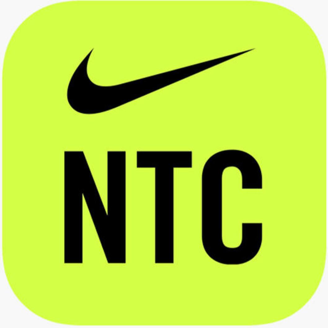 Träningsapp från Nike