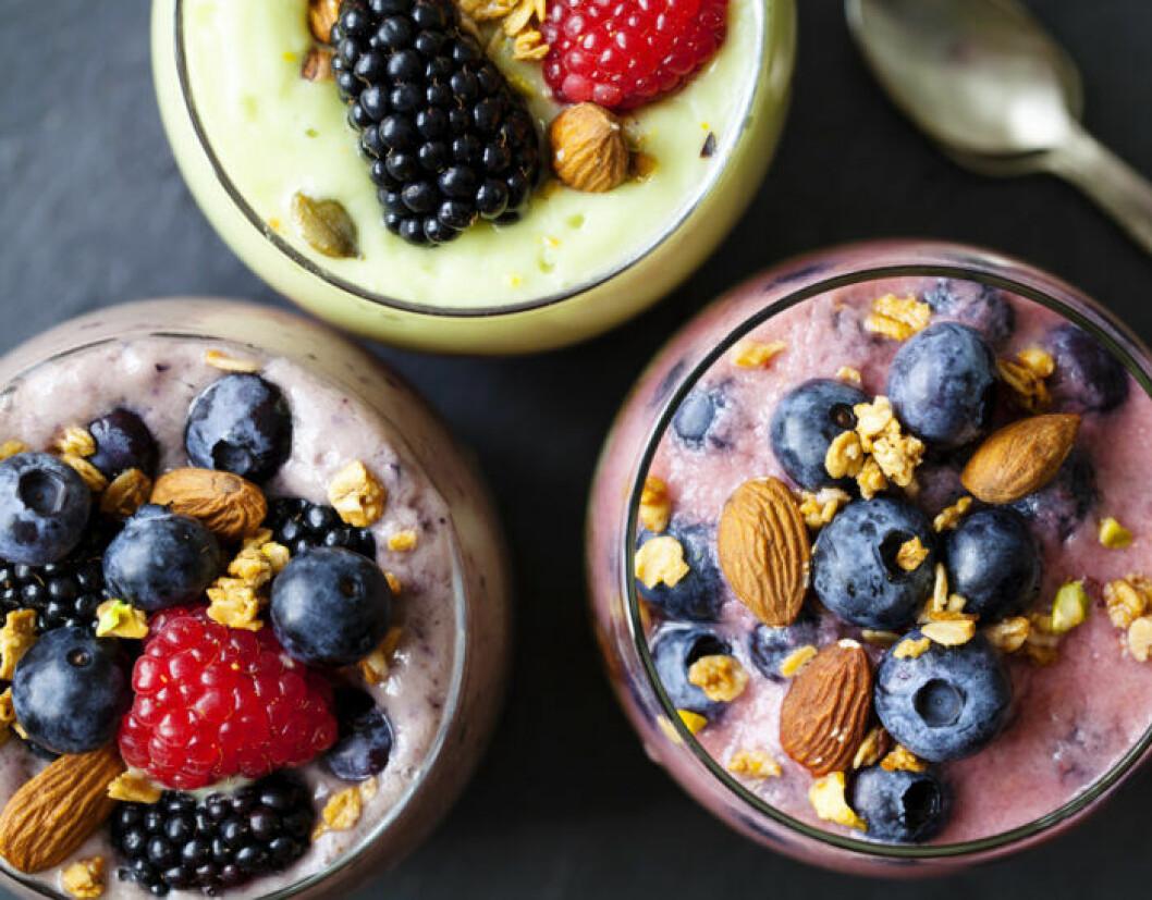 nyttiga smoothies recept