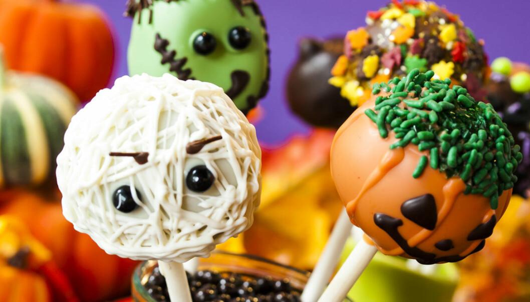 Testa våra hemskt hälsosamma recept på halloweengodis!