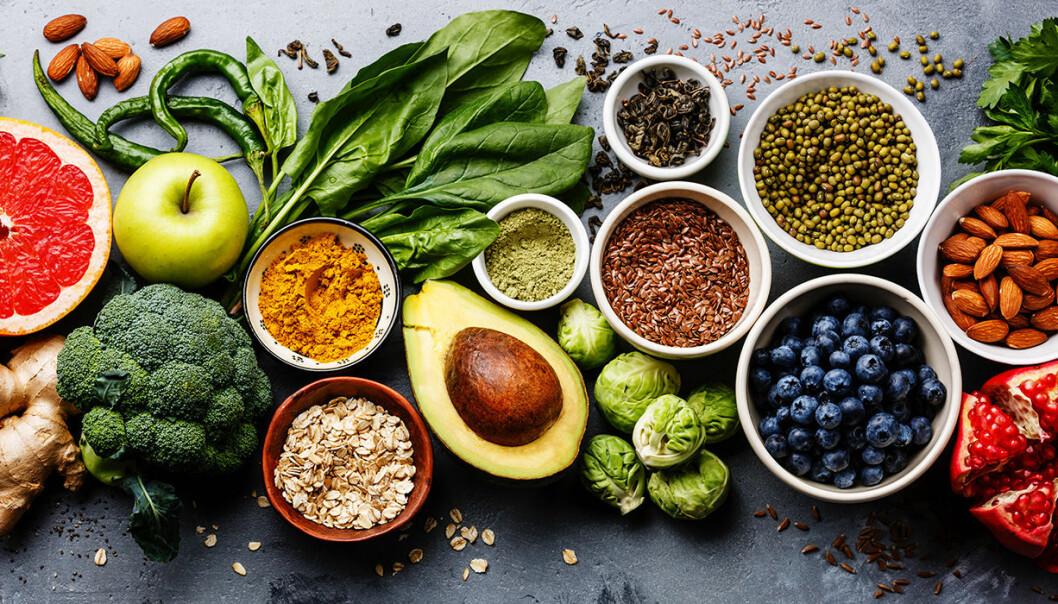 Nyttiga livsmedel du bör äta varje vecka.