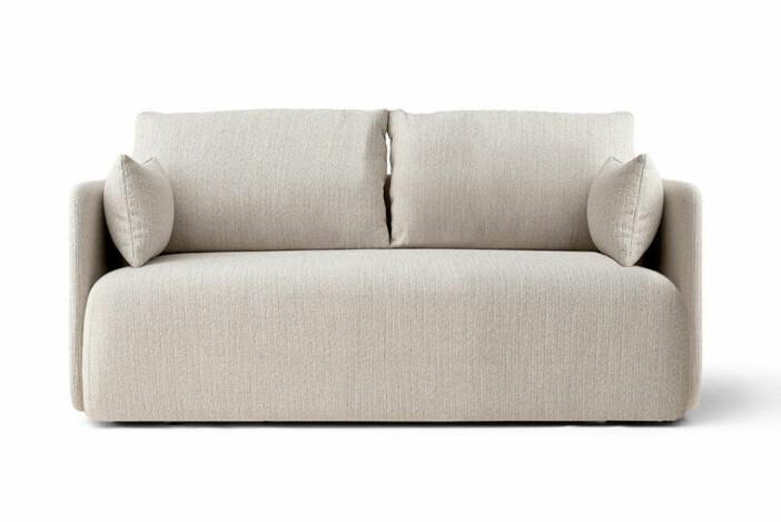 offset 2 seater soffa från Menu