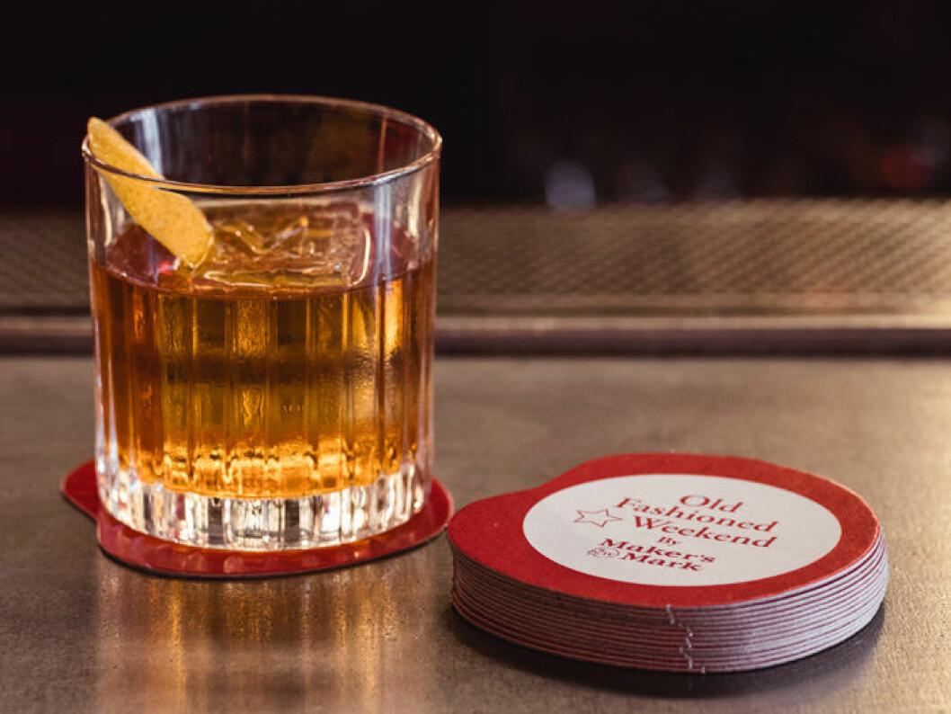 Old Fashioned á la Bar Hommage.