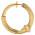 klassiska hoop-örhängen från ole lynggaard.