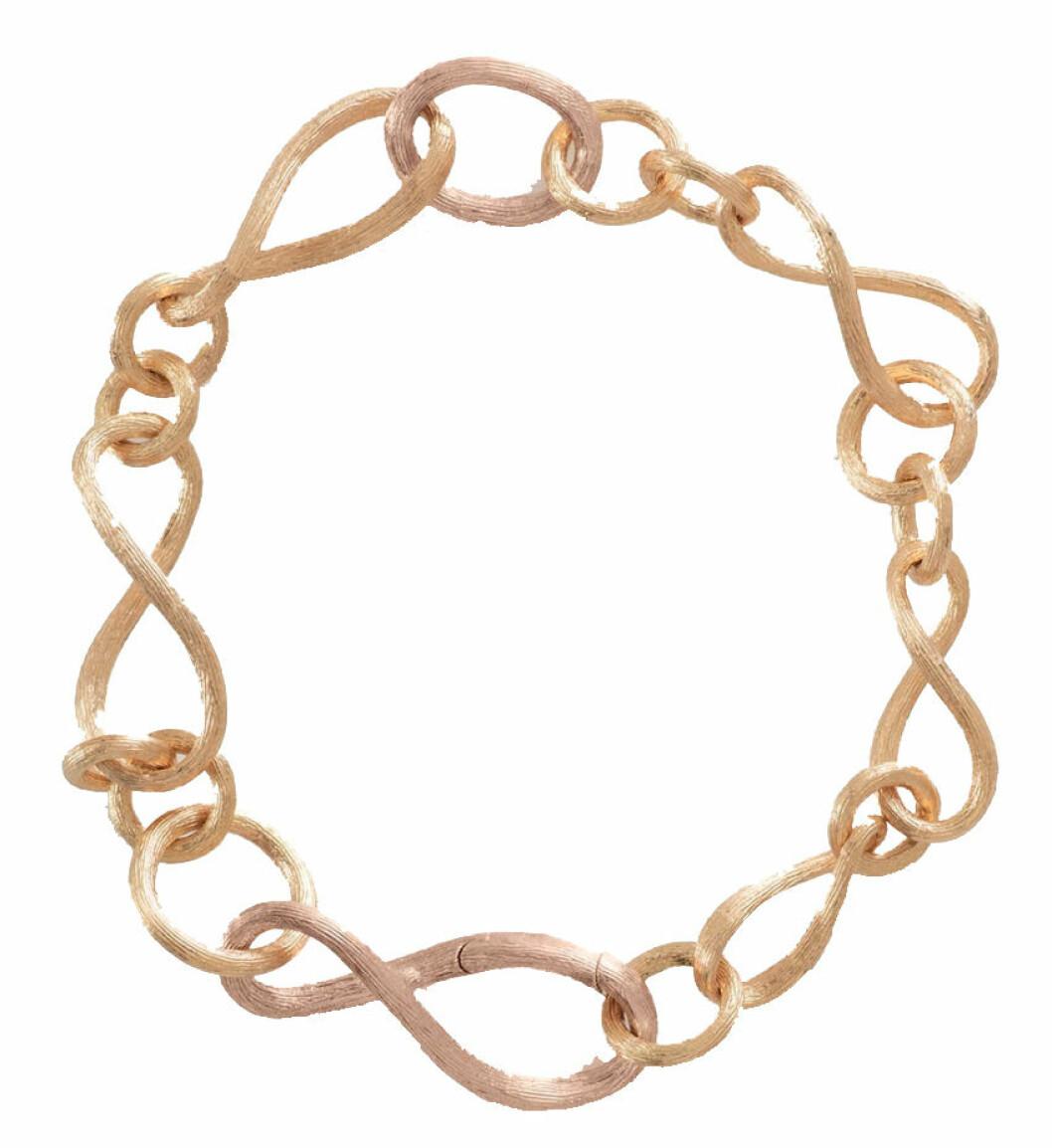 Vackra armbandet Love bracelet från Ole Lynggaard