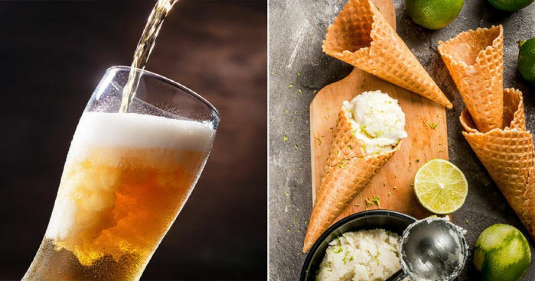 Ölglass är sommarens svalkande snackis!