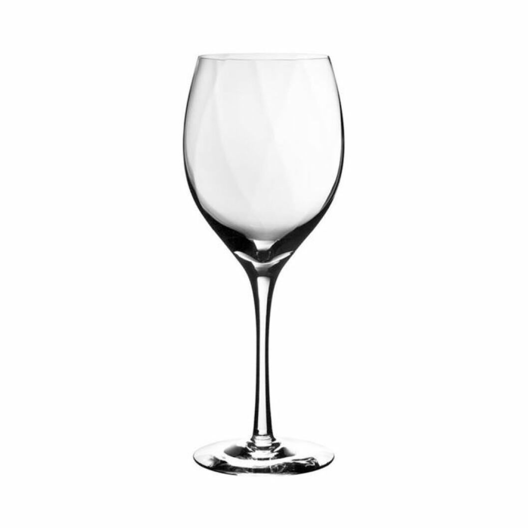 Vacker glas från Orrefors