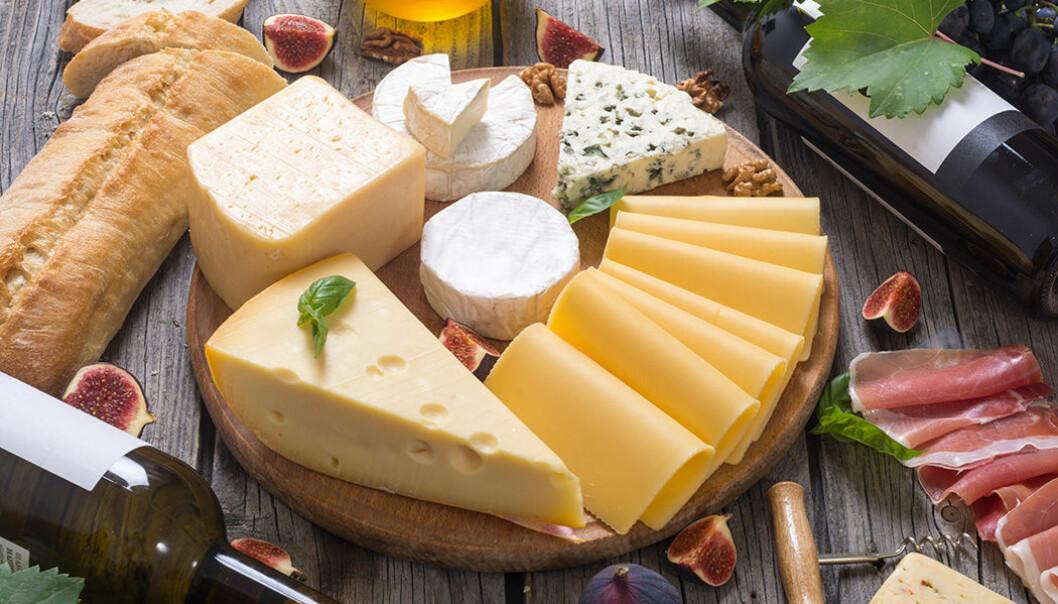 Unna dig en ostbricka till fredagsvinet!