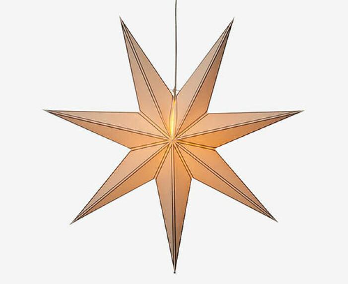 pappersstjärna från star trading