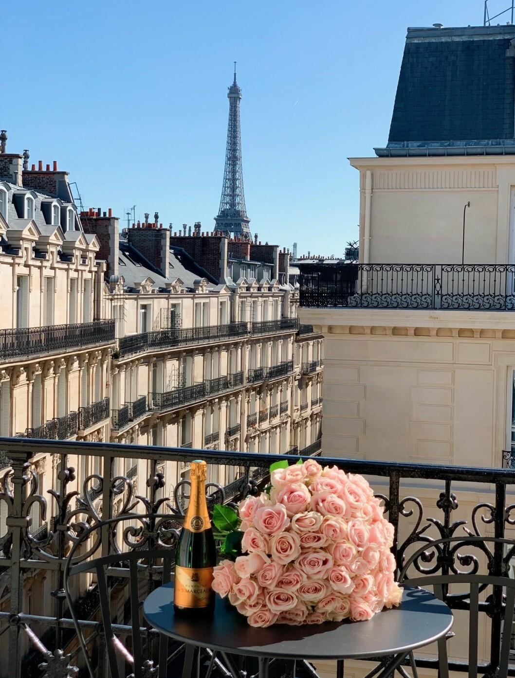 Frida och Emma tillägnar veckans avsnitt av Beauty & Bubblor till Paris.
