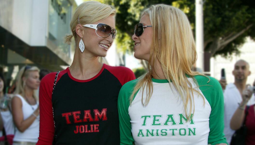 Paris och Nicky Hilton