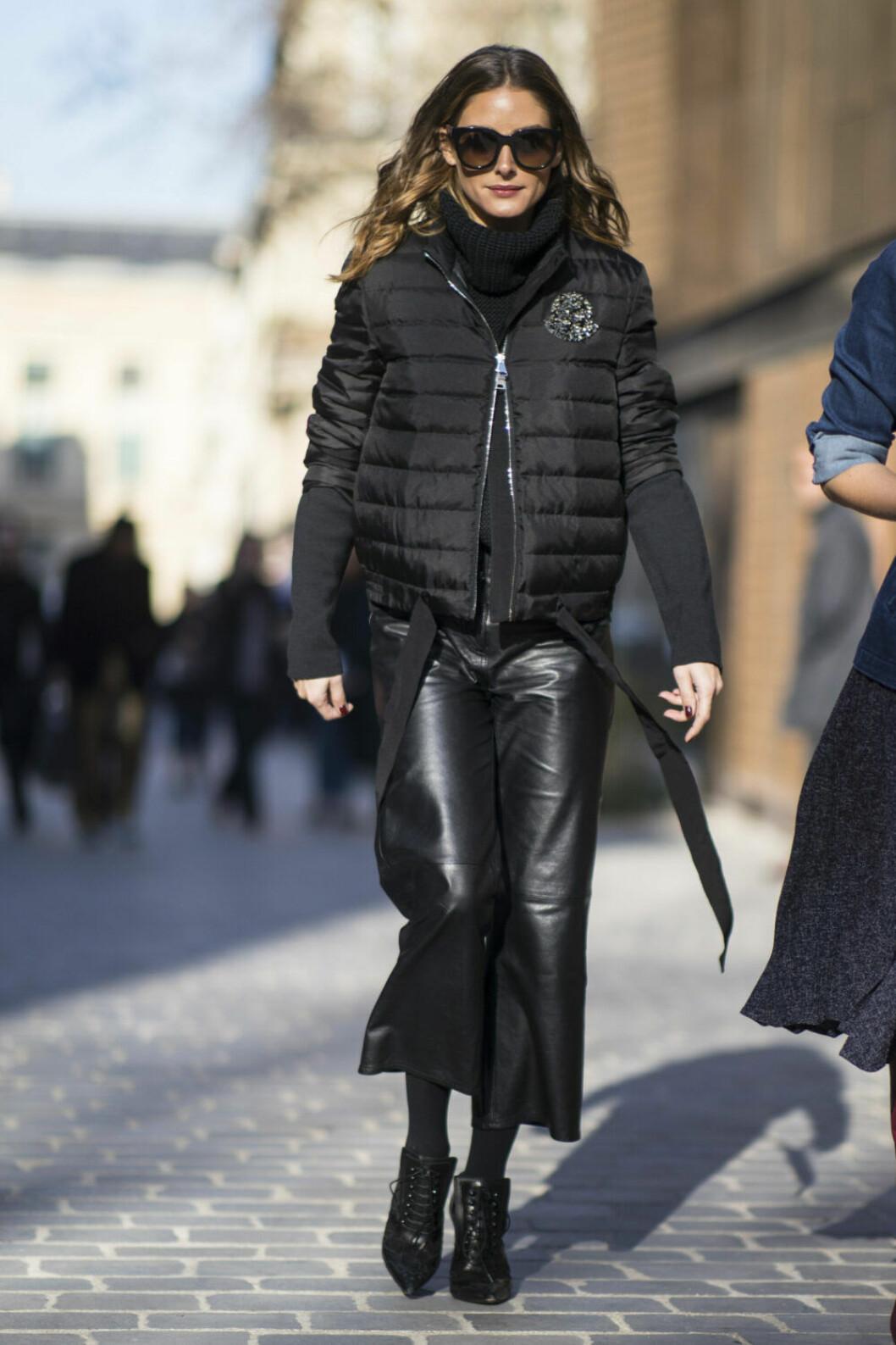 Paris FW streetstyle, Olivia Palermo.
