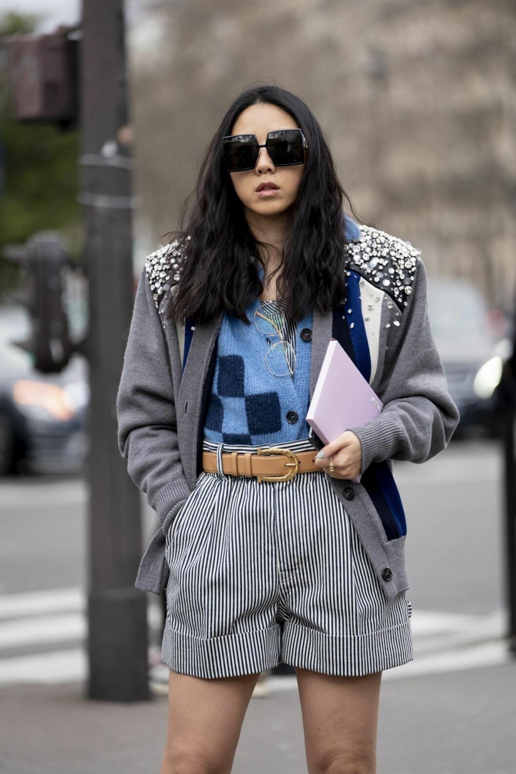 Randiga shorts Paris fashion Week AW20.