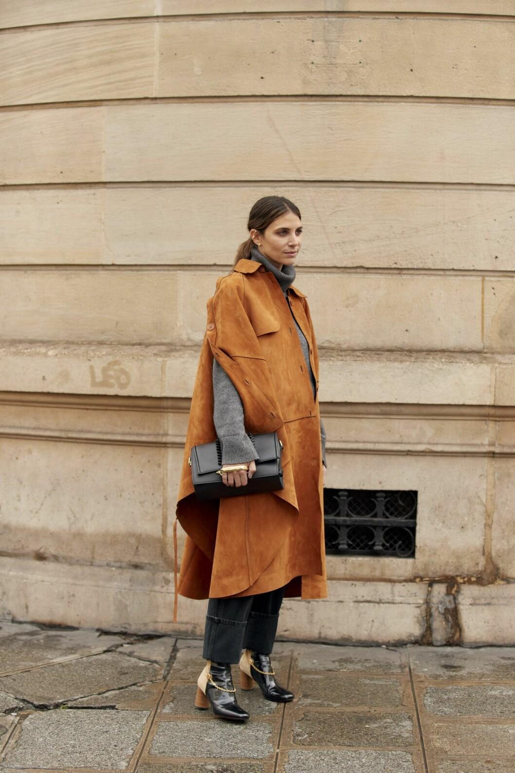 Mockakappa Streetstyle Paris Fashion Week AW20.