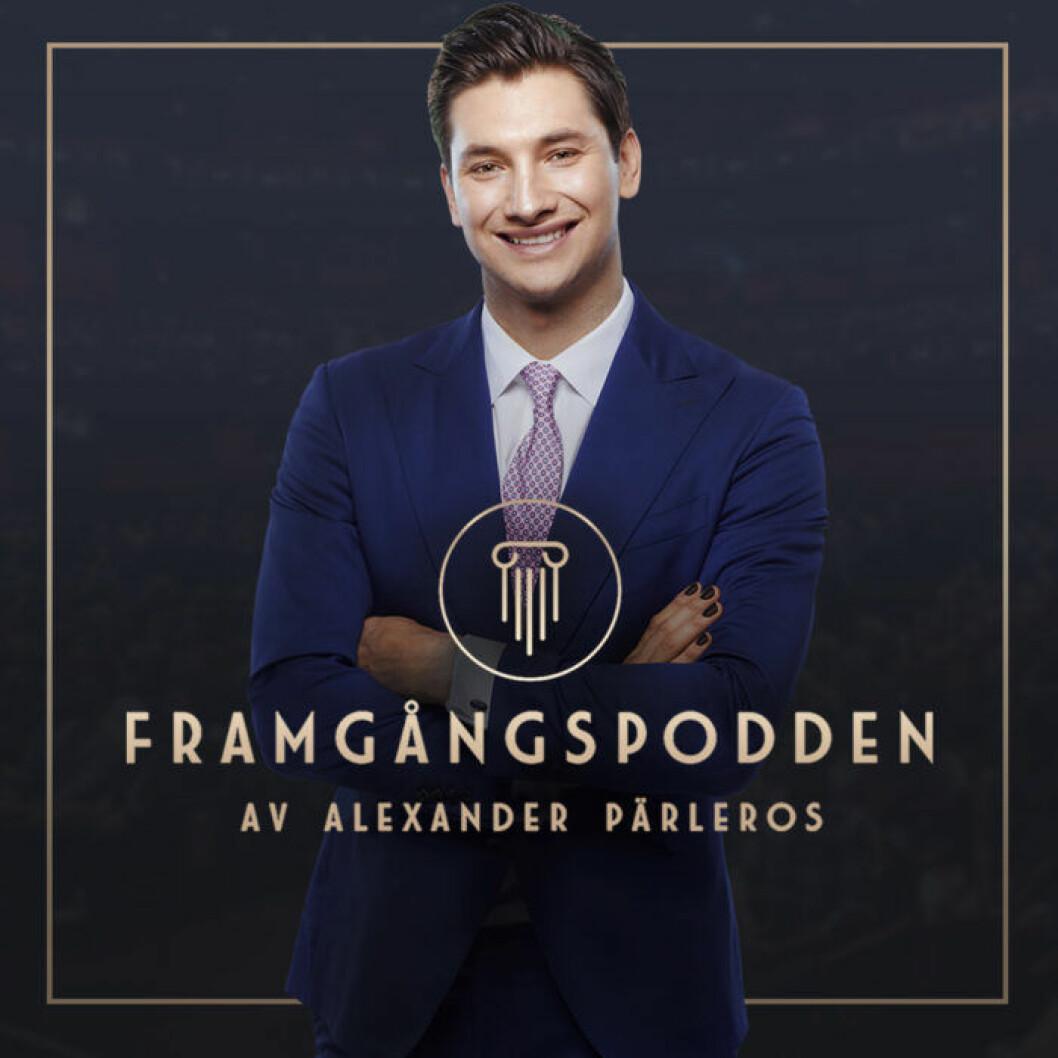 Alexander Pärleros driver Framgångspodden.