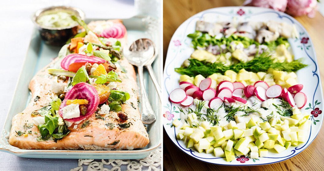 Vi bjuder på bästa recepten för en storslagen påskmiddag!