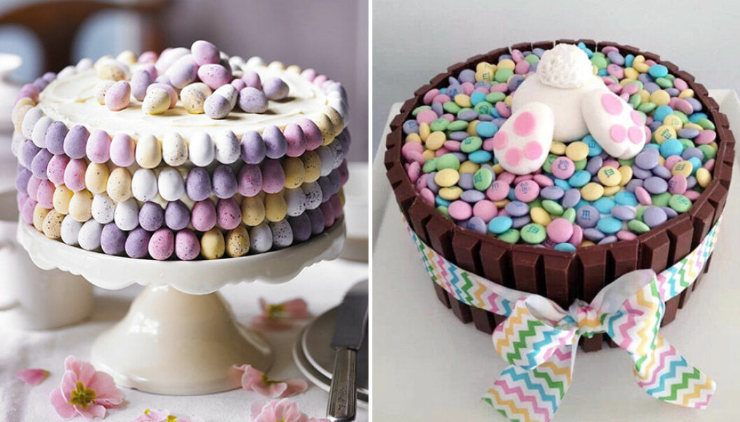 Baka en fin påsktårta!