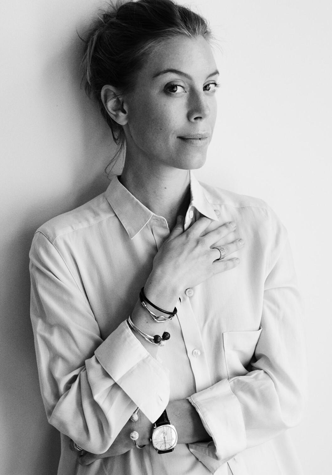 Paulina Liffner von Sydow.