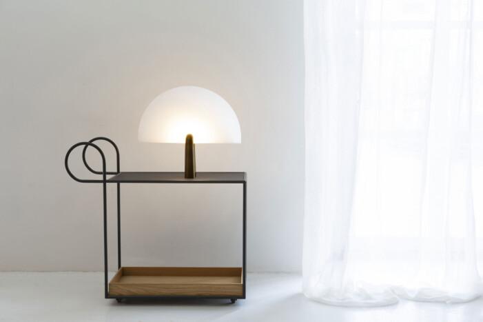 Pavo, ny lampa från Klong