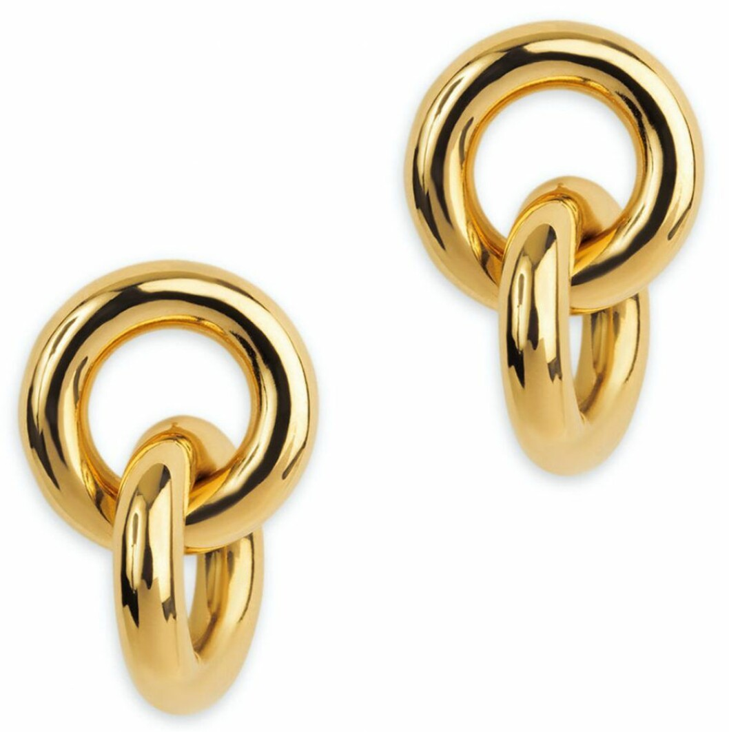 Örhängen från Pearls for girls via åhlens.