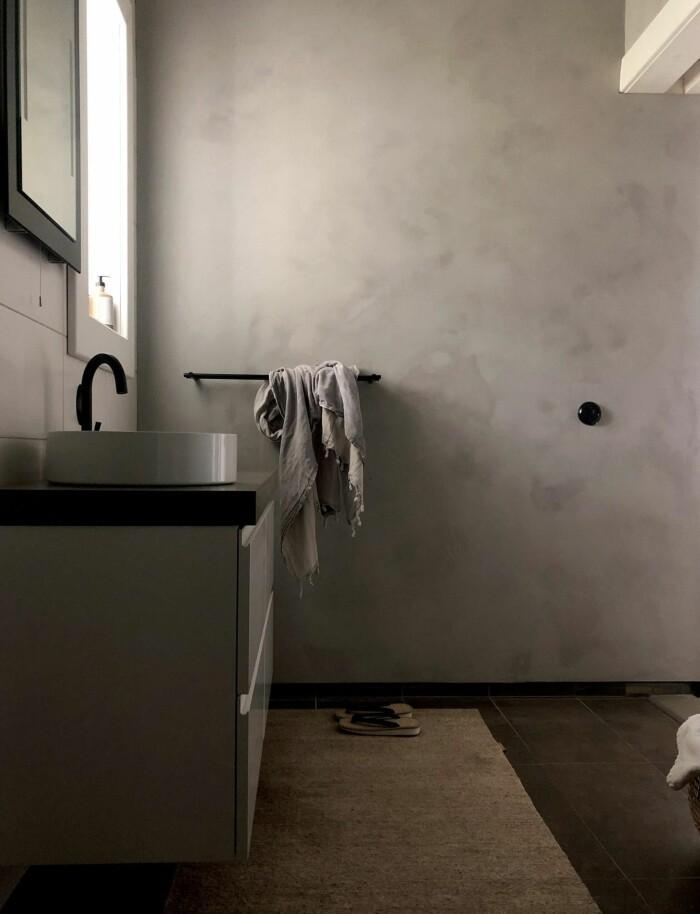 Harmoniskt badrum