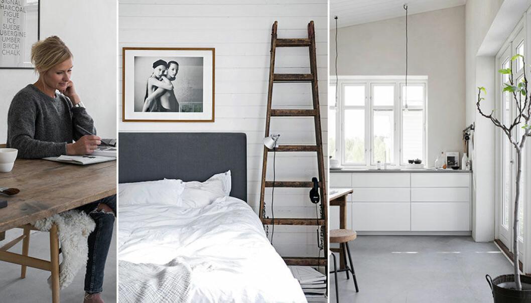 Pella Hedeby är ny bloggare på ELLE Decoration.