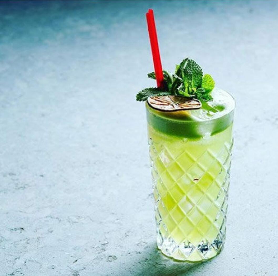 Penny & Bill på Östermalm har ett bra utbud av alkoholfria drinkar.