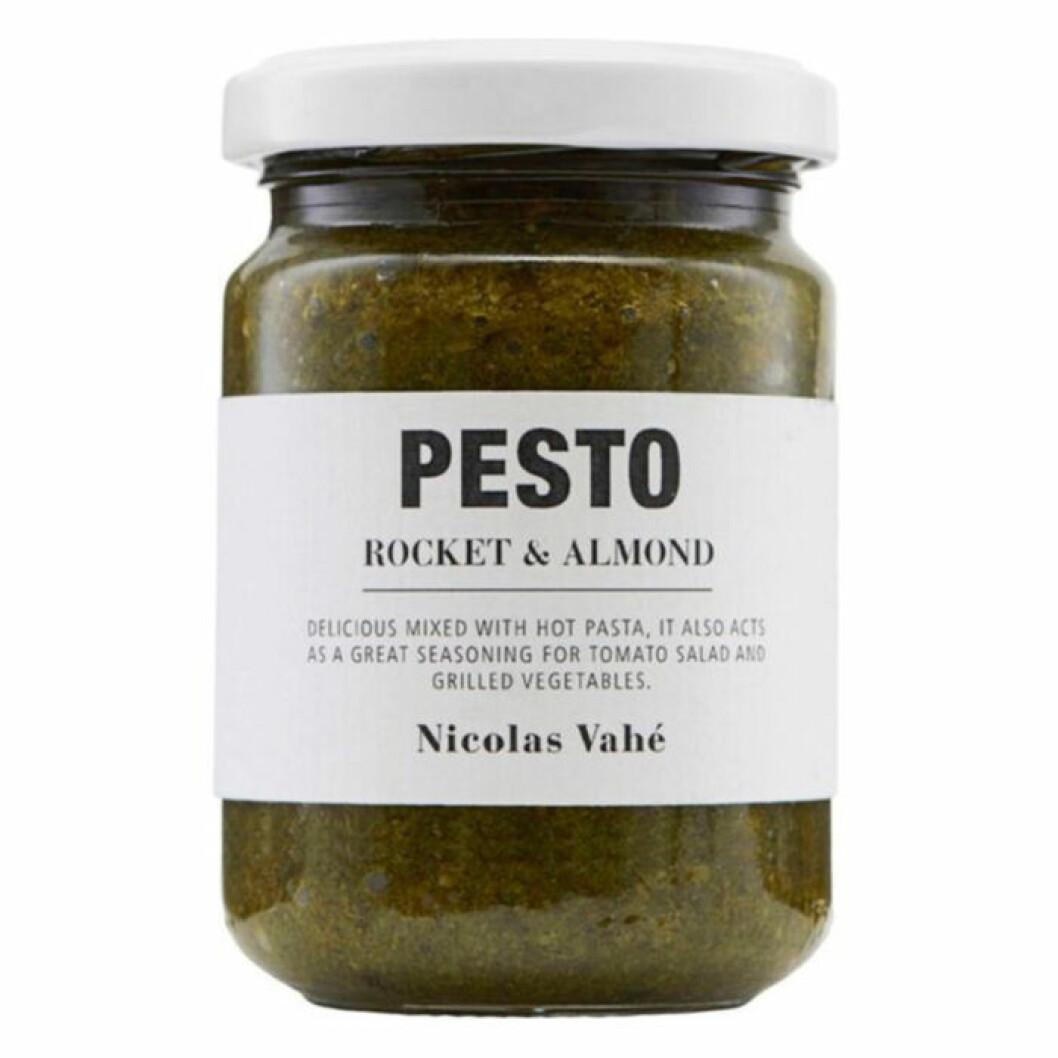 Pesto från Nicolas Vahe