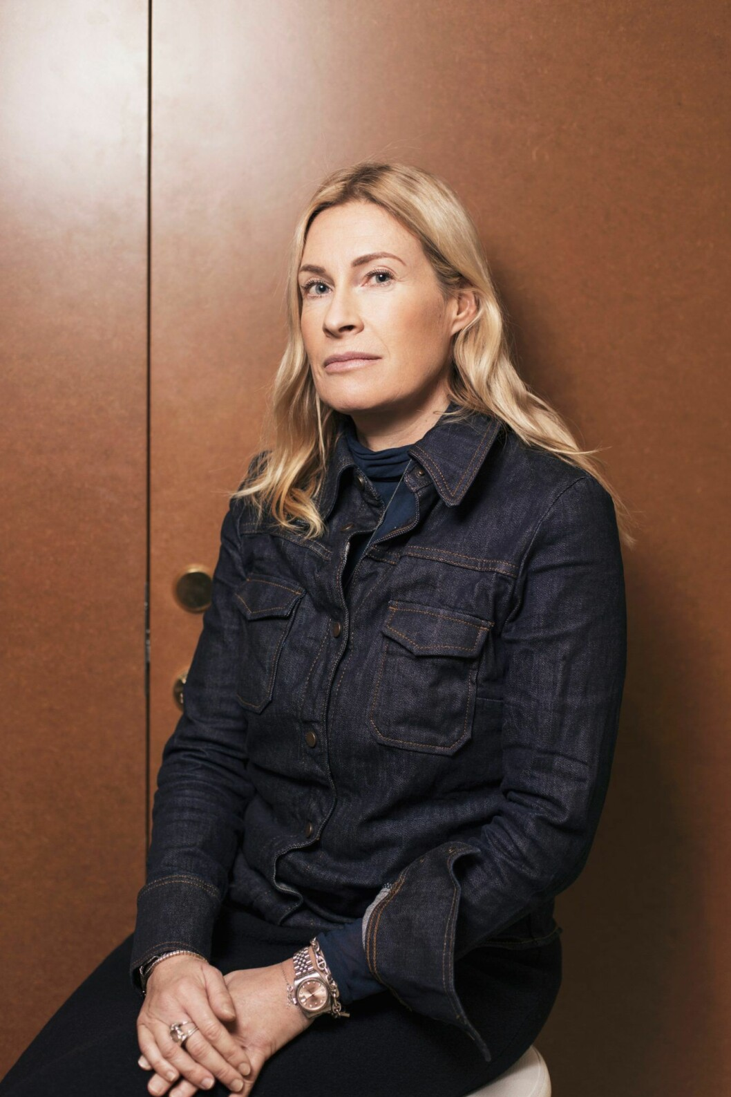 Petra Stenqvist, chief experience officer på PWC