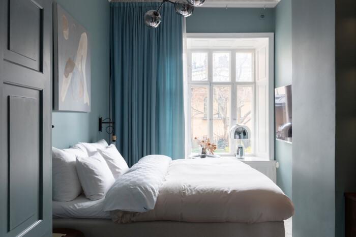 Petra Tungården sovrum