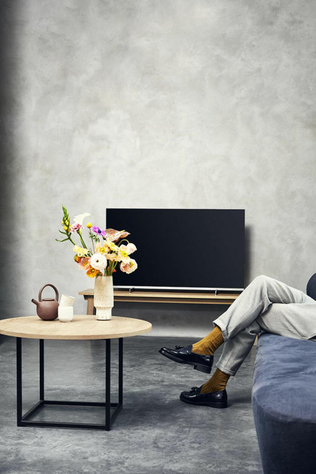 Avstängd tv, Philips x Georg Jensen.