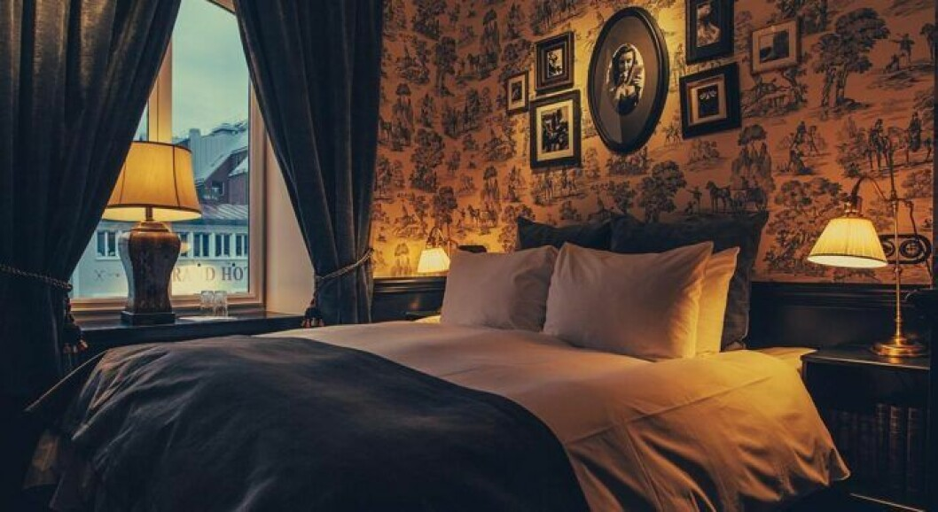 Pigalle hotell rum