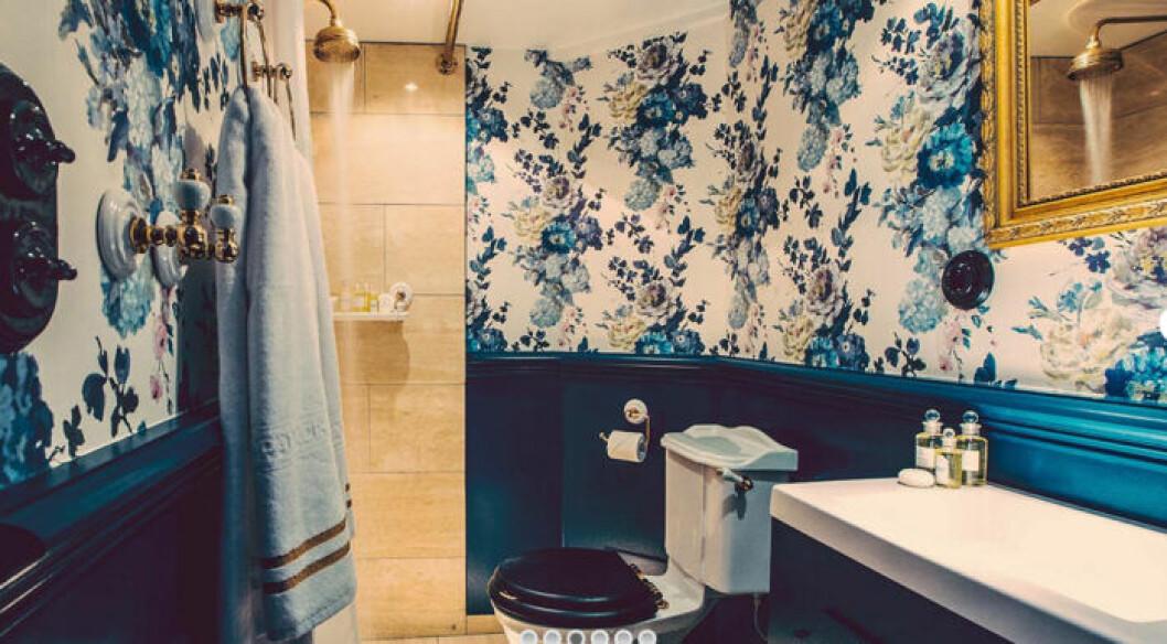 Badrum Hotell Pigalle