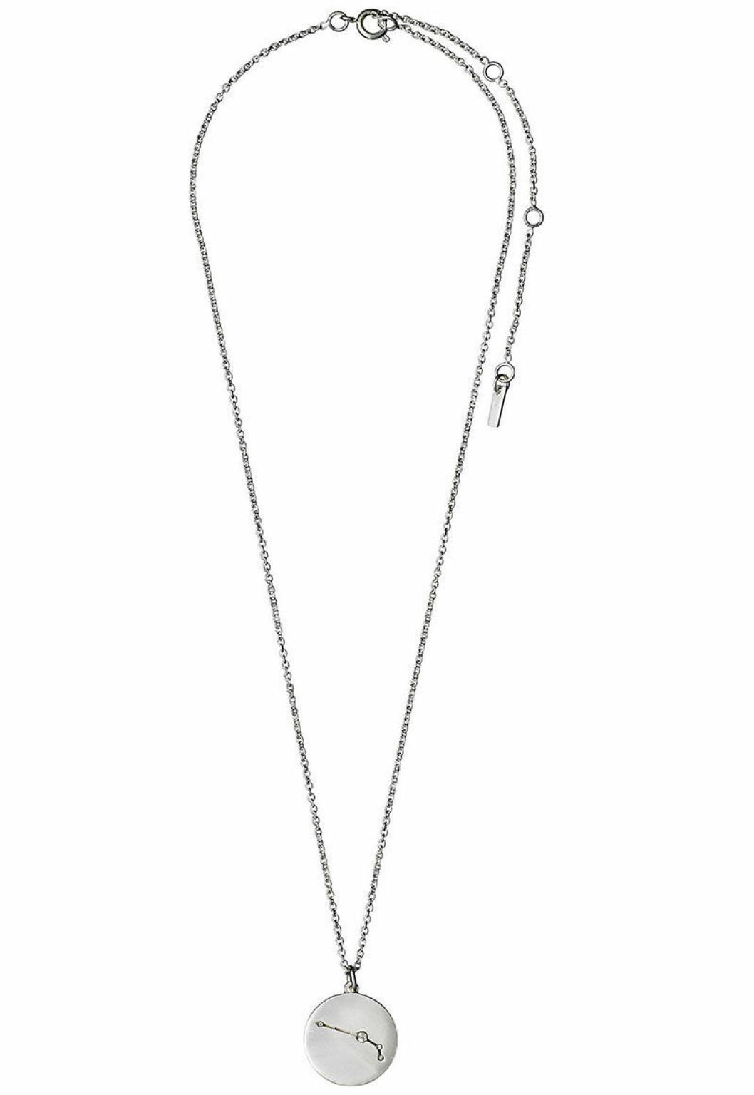 Pilgrim halsband med stjärntecknet väduren