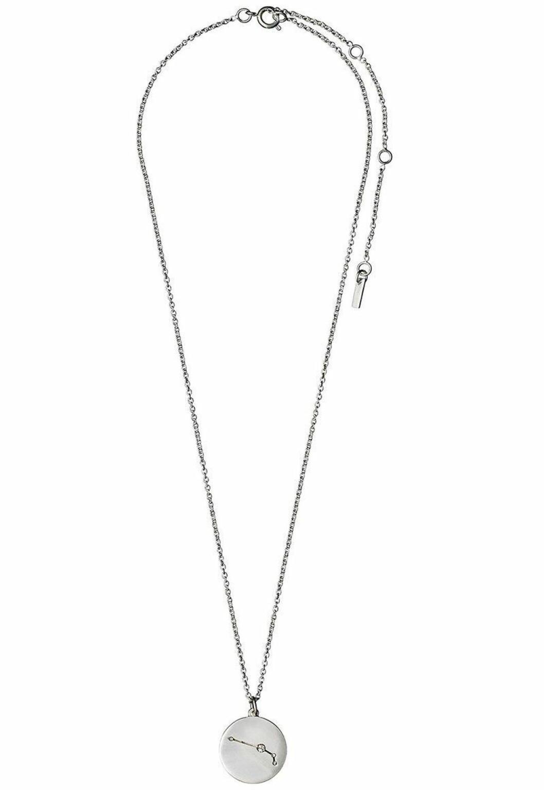 Halsband från Pilgrim med stjärntecknet väduren