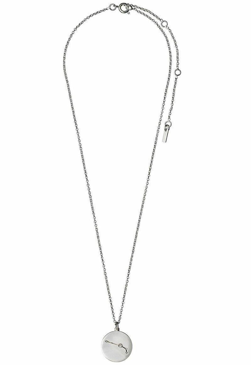 Halsband med stjärntecken från Pilgrim, Väduren