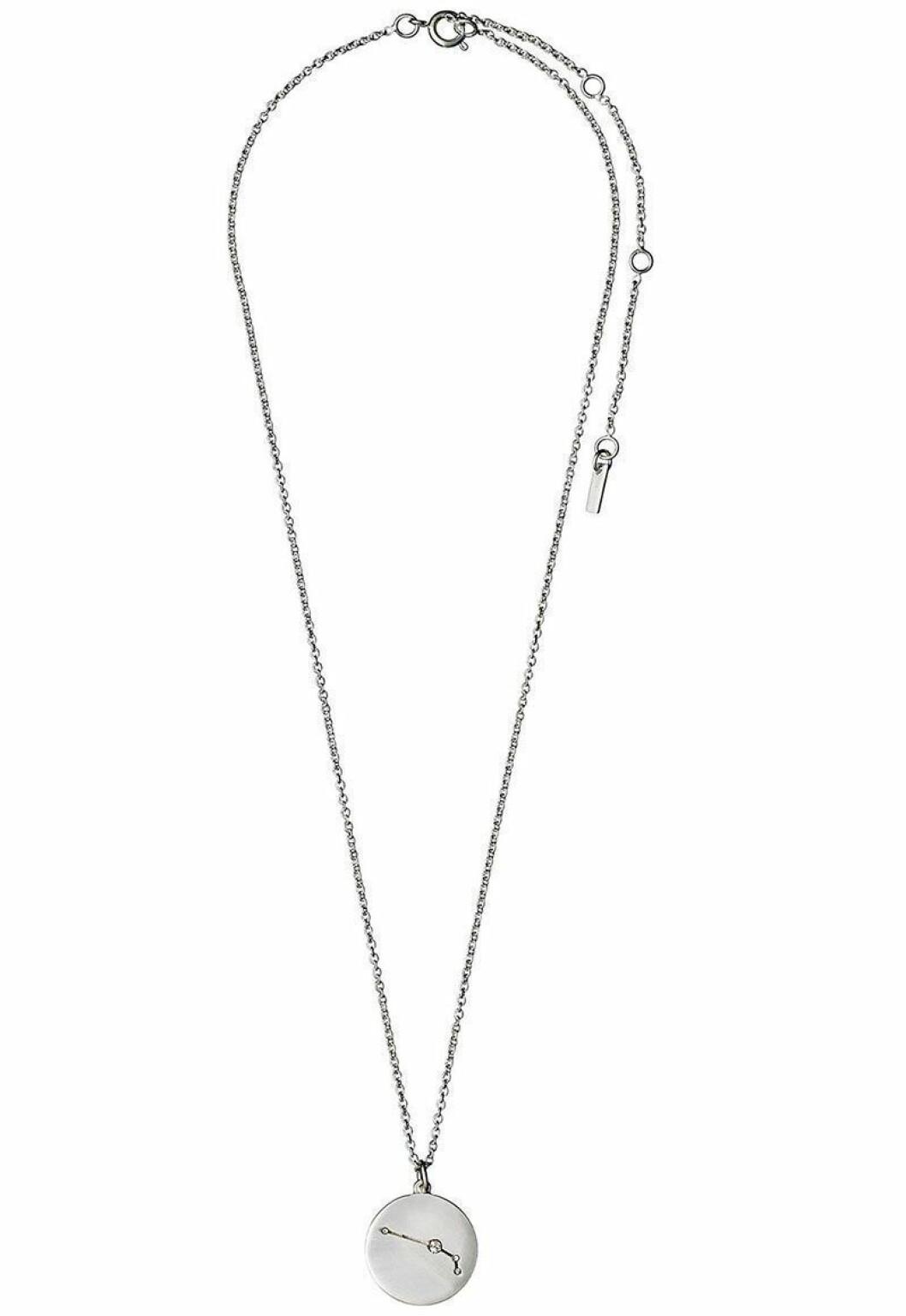Halsband från Pilgrim med stjärntecken, vågen