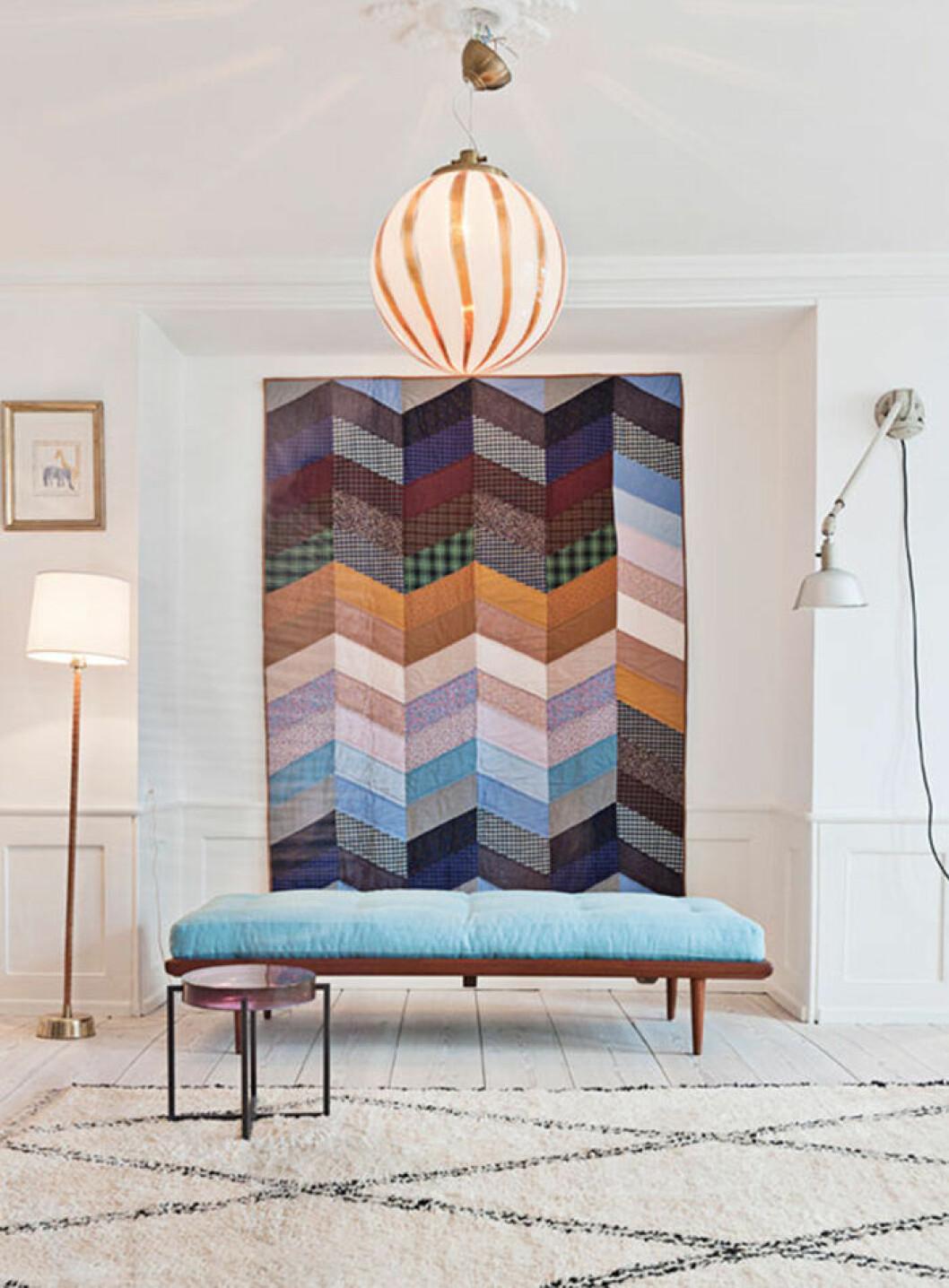 Textilkonst är trendigt på Pinterst 2019