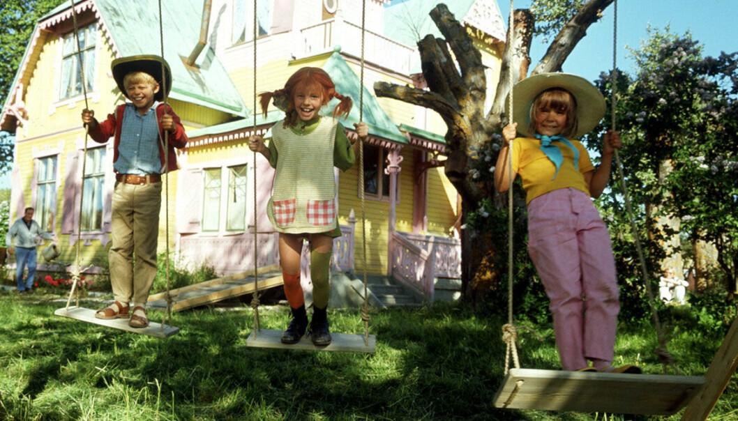 Pippi Långstrump blir långfilm – görs av Harry Potter-producent