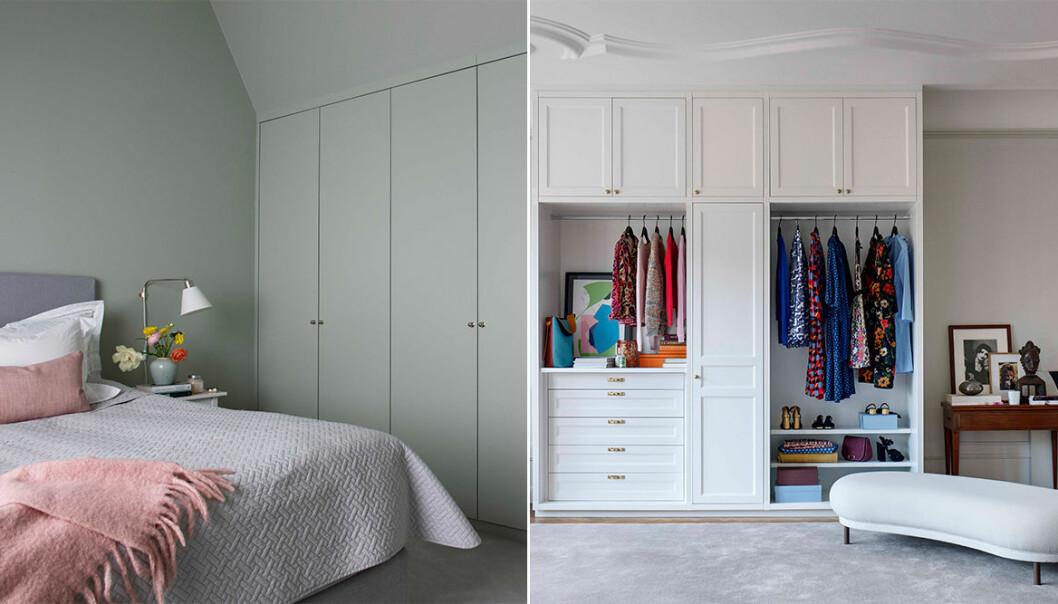 planera garderob – tips och idéer