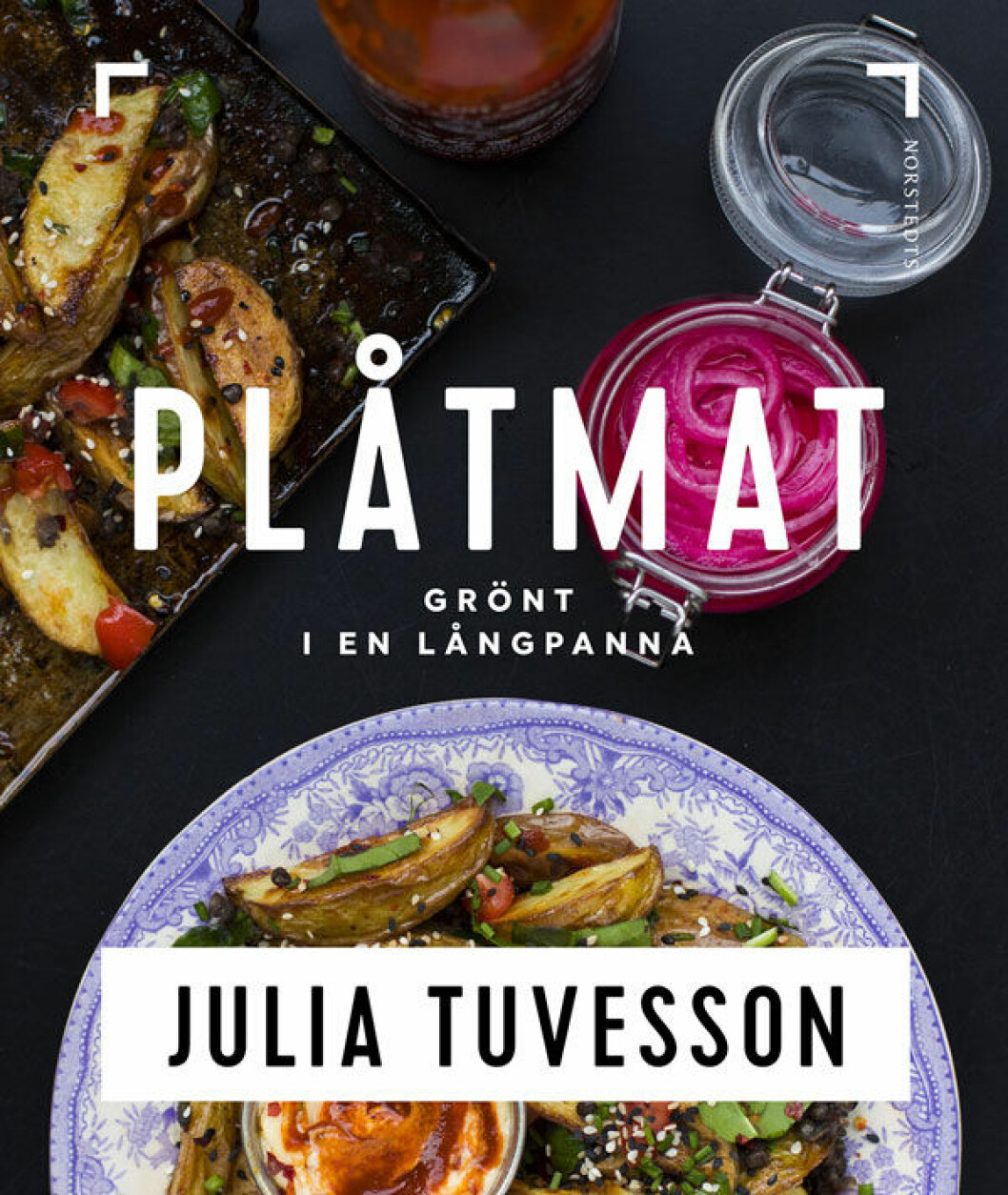 Kokboken Plåtmat av Julia Tuvesson.