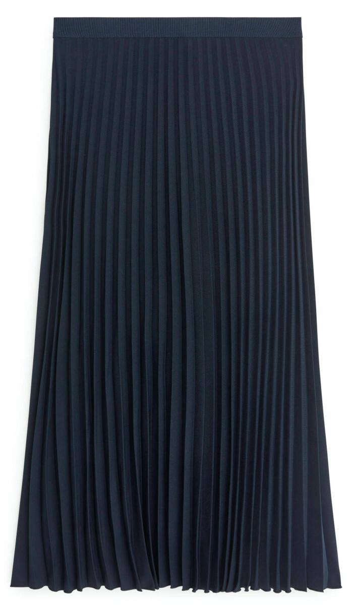 Plisserad kjol från Arket