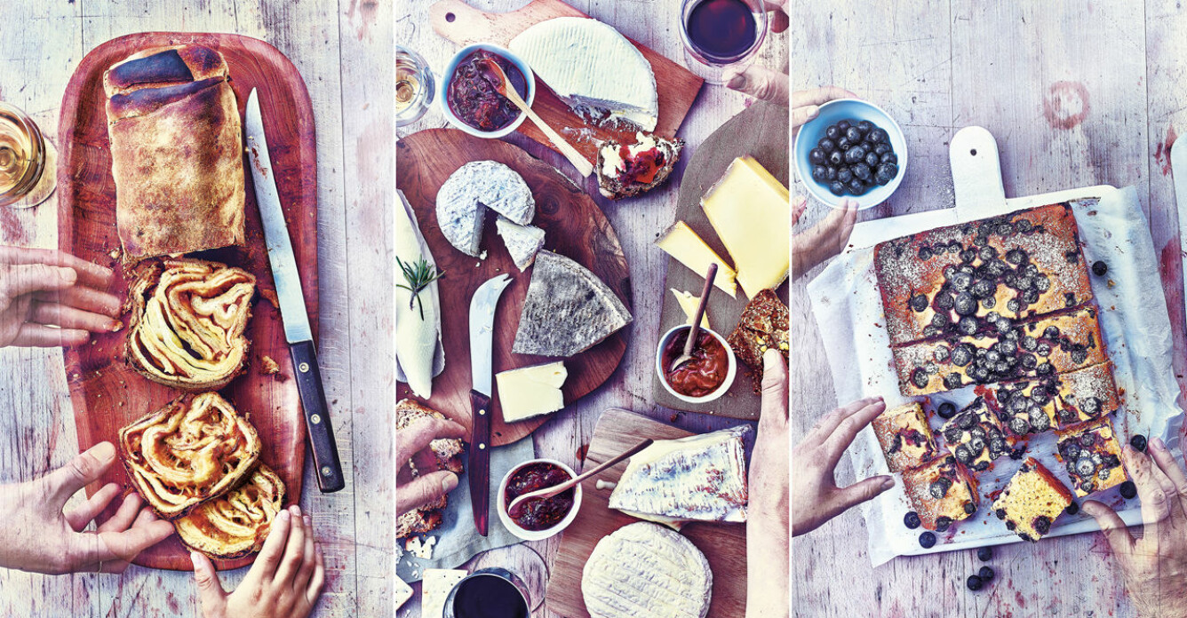 Plockmat på planka – 6 recept