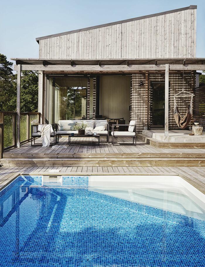 villa med pool från folkpool