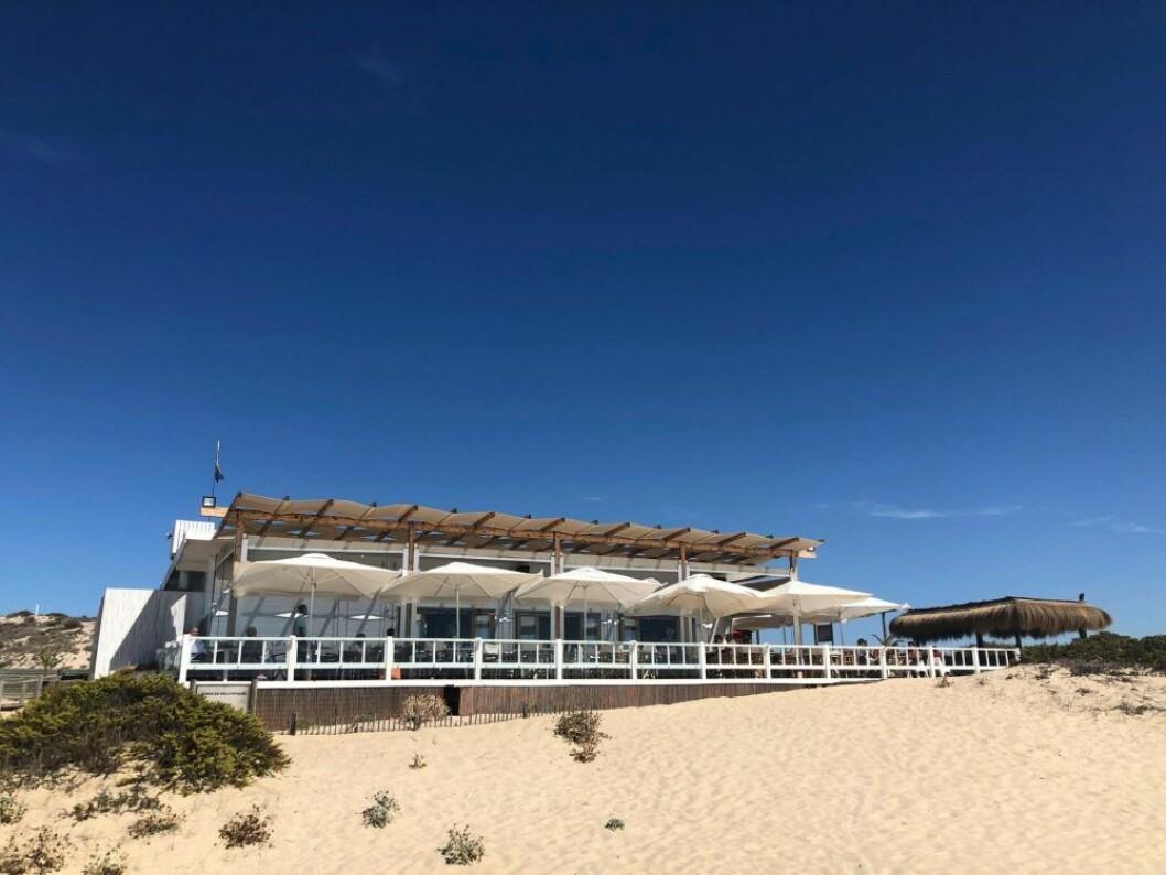 Restaurangen Sal i Comporta i Portugal