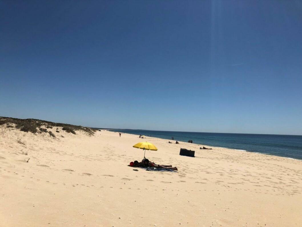 Sandstrand, reseguide Comporta i Portugal