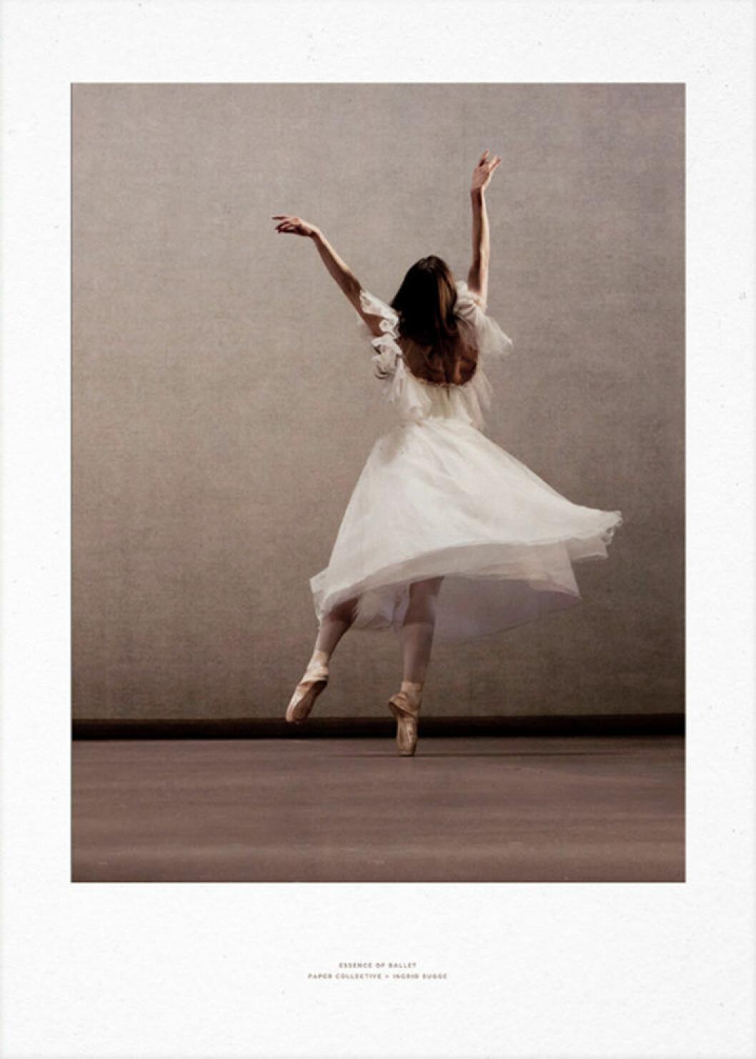 Balettposter från Poster Collective