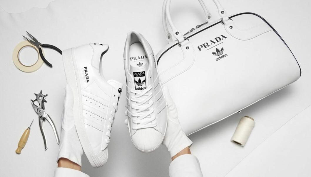 Prada x adidas första bilderna från designsamarbetet